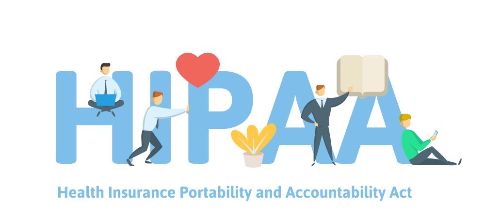 HIPAA compliance image