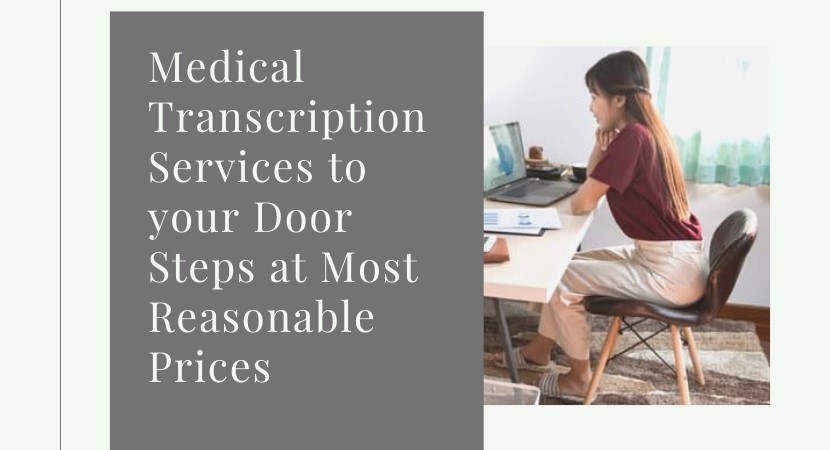 medical transcription jobs